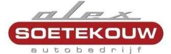 Autobedrijf Alex Soetekouw, APK keuringen, auto onderhoud en auto repratie in Purmerend logo